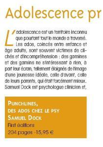 Punchlines des ados chez le psy (2)